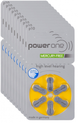 Batterie acustici Power One P10