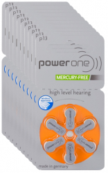 Batterie acustici Power One P13