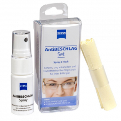 Brillen Antibeschlag Spray Set ZEISS Antifog